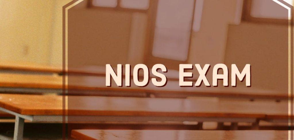 NIOS exam