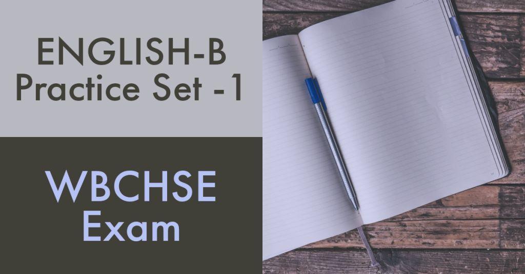WBCHSE english